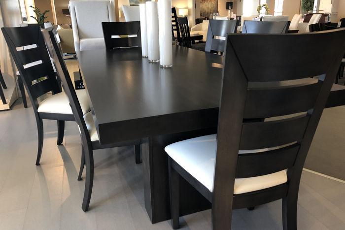 On Bermex Custom Dining Sets Made In Canada, Palliser Dining Room Furniture