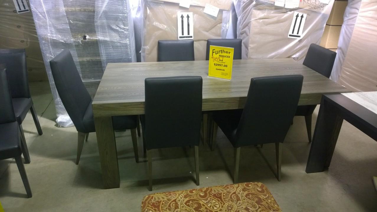 Black friday dining room