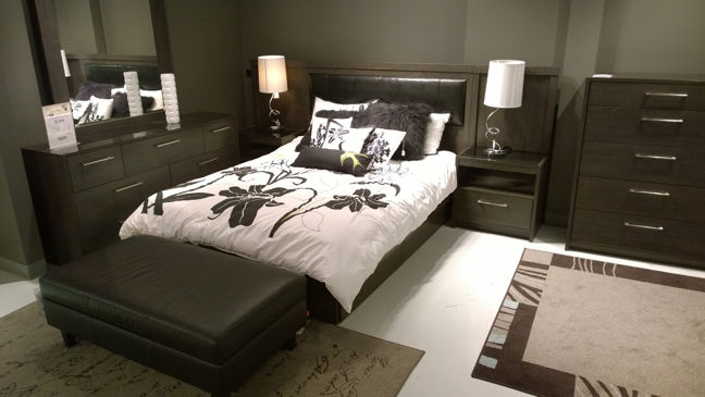 Palliser Rooms Eq3 Canadian Made Bedroom Styles