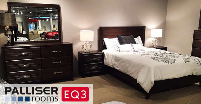 Palliser Rooms EQ3 | Bedroom