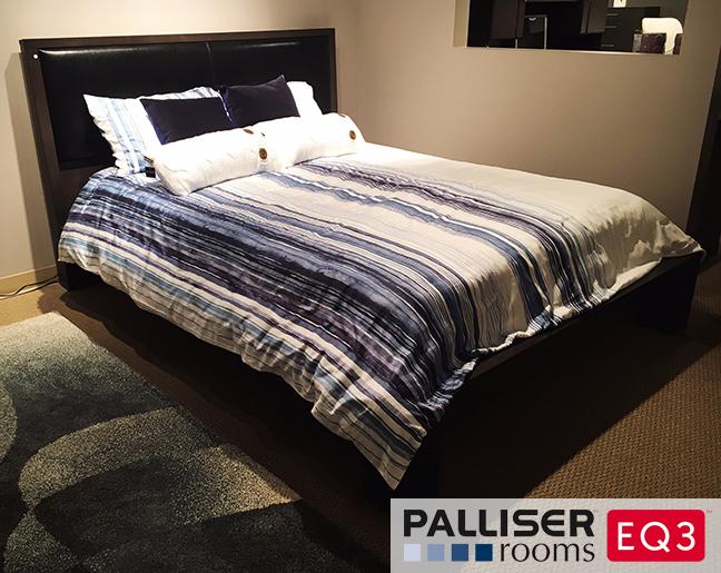 Palliser Rooms EQ3 Have Sweet Dreams With Sweet Deals On Floor Model Bedroo
