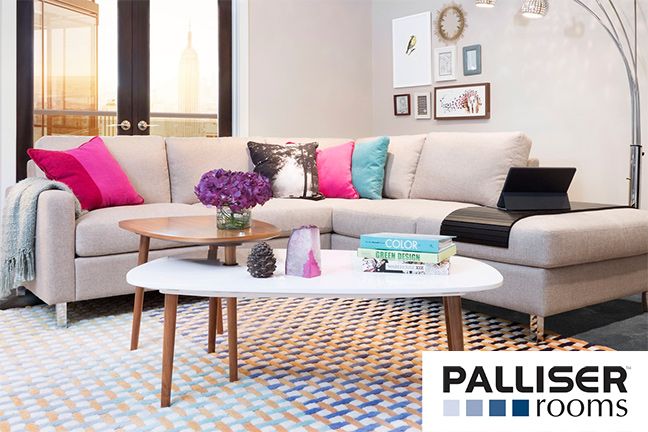 Let Palliser Inspire You With Their New Inspirations Collection