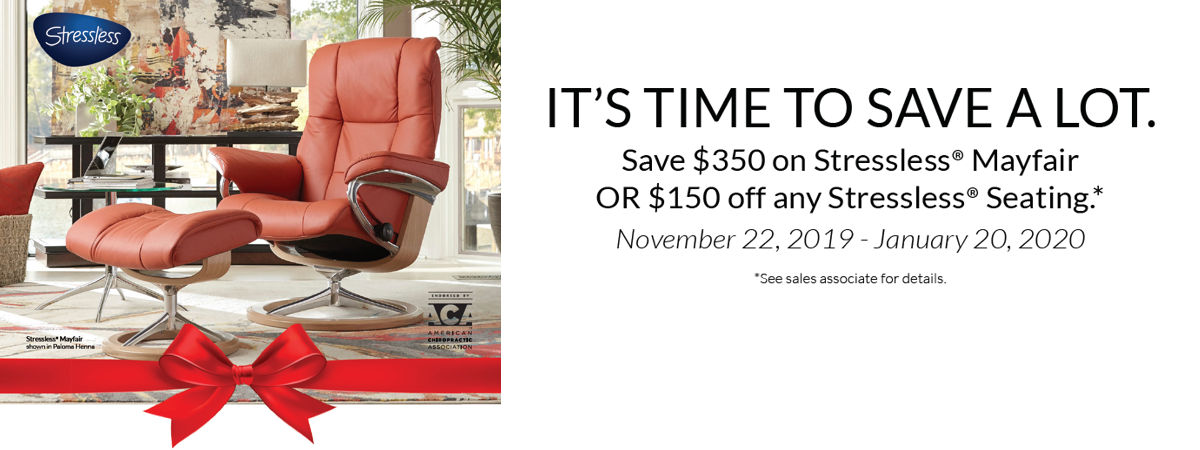 Save on Stressless